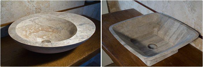 Lavandini da appoggio lavandino in marmo - Lavandini bagno da appoggio ...