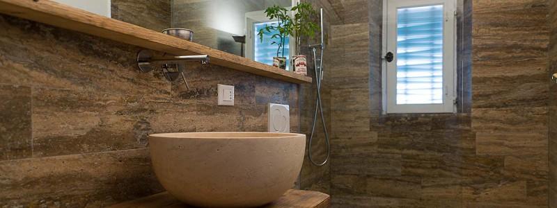 Lavandino in marmo part 3 - Lavabo pietra bagno ...