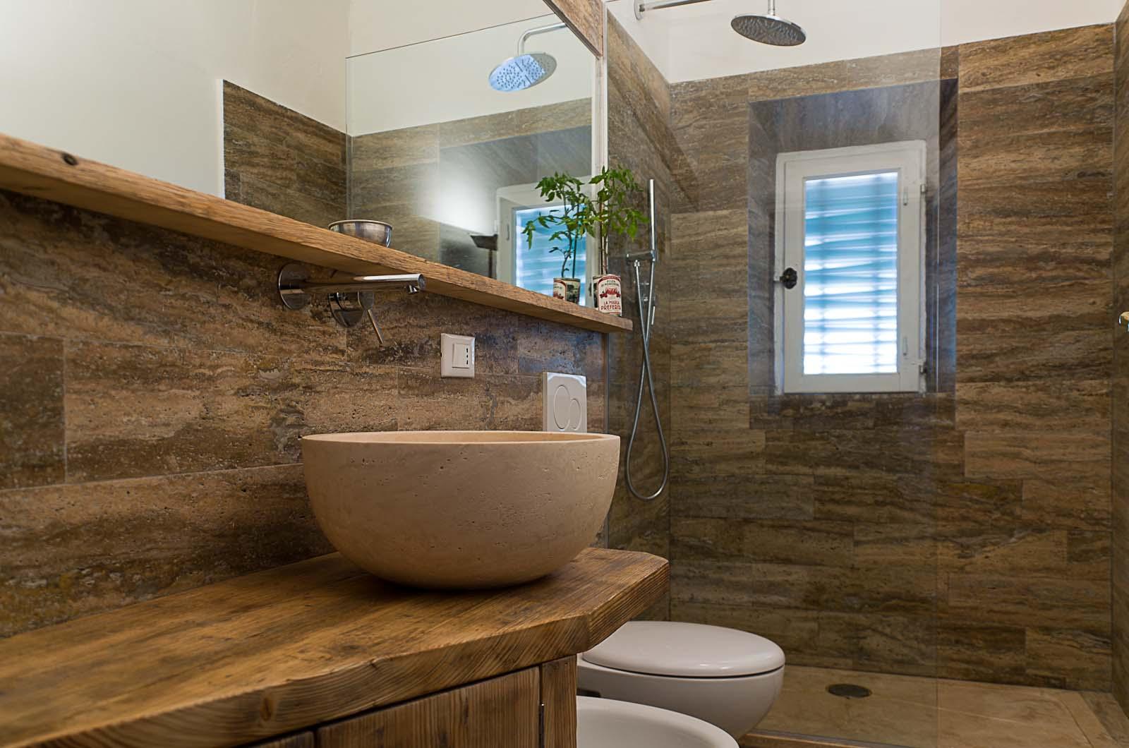 Scegliere il lavabo in marmo per l arredo del bagno lavandino in marmo - Lavabo pietra bagno ...