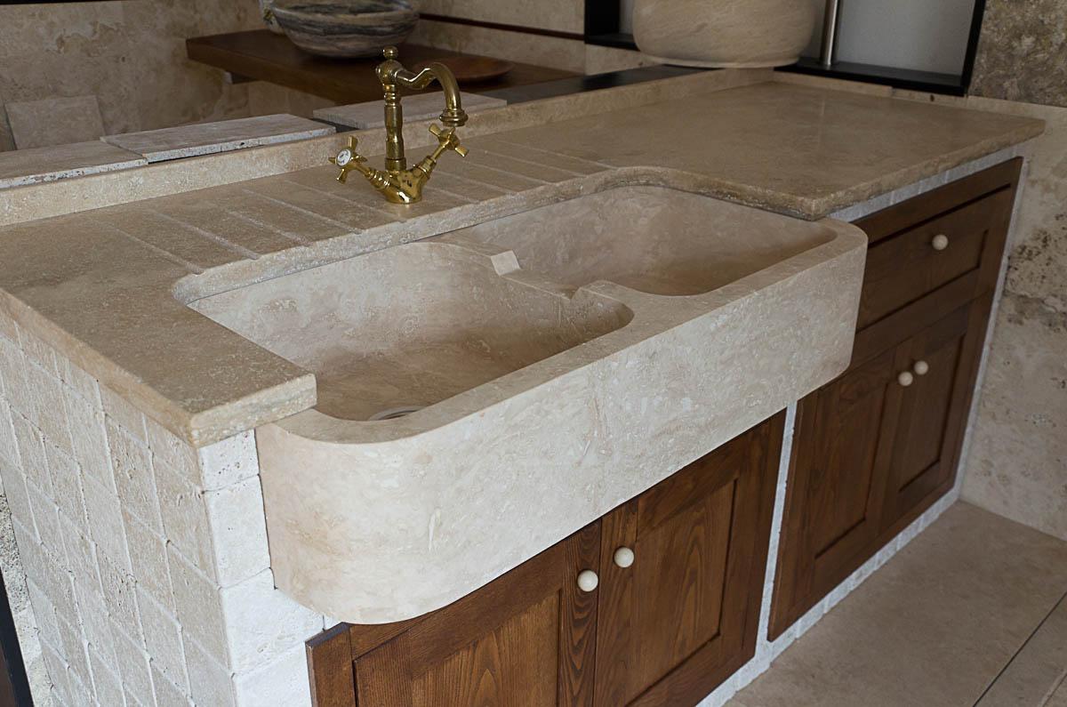 Scegli un lavello cucina in pietra lavandino in marmo - Lavandino cucina in pietra ...