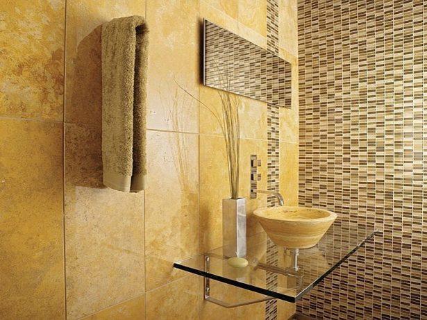 bagno top vetro lavandino in travertino bagno moderno rivestimenti naturali